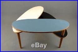 1960s PLANTSTAND Modernist Danish Modern RARE Plant Stand Vintage Eames 50s 70s