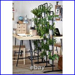 20 Tiers Display Plants Indoor or Outdoors Metal Stand For Vertical Garden