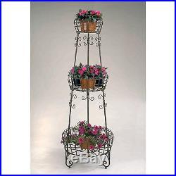 3 Tier Plant Stand Flower Pot Rack Holder Decorative New Style Shelf Planter