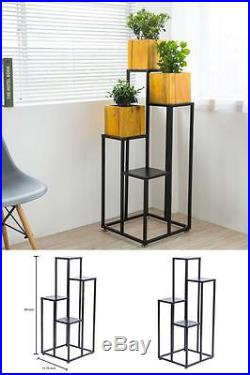 Metal Plant Stand Multilevel