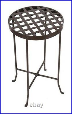 Achla Design Flowers Plant Stand III FB-23 New