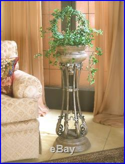 Butler Cast Iron and Stone Jardiniere 0935070
