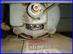 Craftsman Commercial Horizontal Band Saw Vintage / Works Well / New Blade