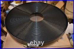 Devault Enterprises Dev3000B 16 Black Plant Dolly With Hole Lot of 8 New