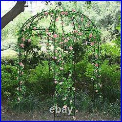 French Style Birdcage Shape Heavy Duty Gazebo Plants Stand Rack for Wedding