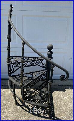 Garden Staircase Library Spiral Stairs Wedding Shop Metal Display Planter