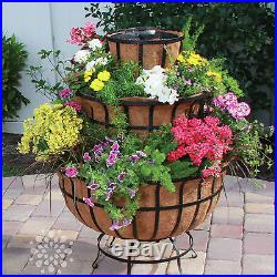 Gardenique Round Plant Stand