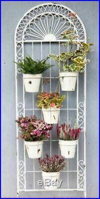Louis Range, Plant Screen With 6 Pots Stand Indoor & Outdoor, Jonart DesignLv112