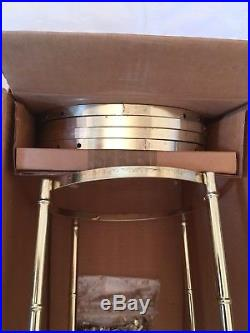 MCM Mid Century Hollywood Regency Planter Plant Stand Table Maurice Duchin Inc