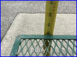 Mid Century Metal Plant Stand Porch Padio Garden Art Side Table George Nelson