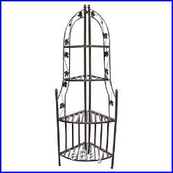 Oakland Living Plant Stand Metal Plant Stand