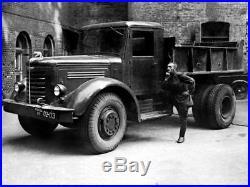 Original BEAR from cowl ON STAND Soviet plant car JaAZ 200 KRAZ 214 badge metal