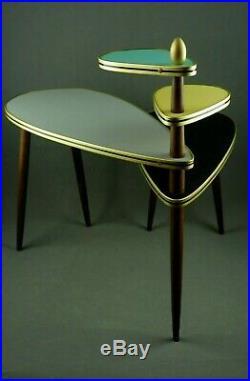 PLANTSTAND Mid Century Style Hand Made Artisan Danish Modern Plant Stand 50s 60s