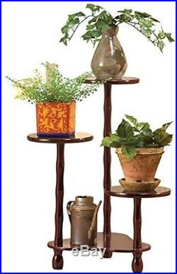 Plant Stands Indoor Metal Tall Holder Balcony Flower For Multiple Plants Rack