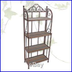 Shelf Stand Shelf Plant Shelf Herbs Shelf Flower Shelf Bookcase NEW Romantic