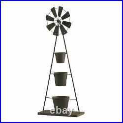 Summerfield Terrace Windmill Plant Stand 10018767