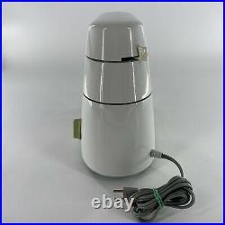 VTG Braun Stand Mixer Food Processor KM32 w Bowl Attachments Grinder WORKS NICE