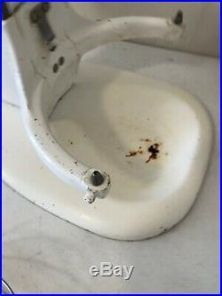 Vintage Hobart-Kitchenaid K5-A 5-Quart 10-Speed Stand Mixer Marks/stains WORKS
