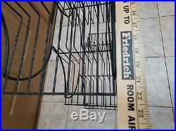 Vintage Mid Century Modern Metal Wire Plant Stand 6 Tier Atomic