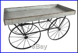 Wilco Home Farm to Table Pedestal Plant Stand