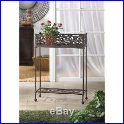 Zingz & Thingz Victorian Flourish Plant Stand 57071131